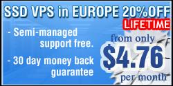 VPSGet.com : VPS hosting in Europe